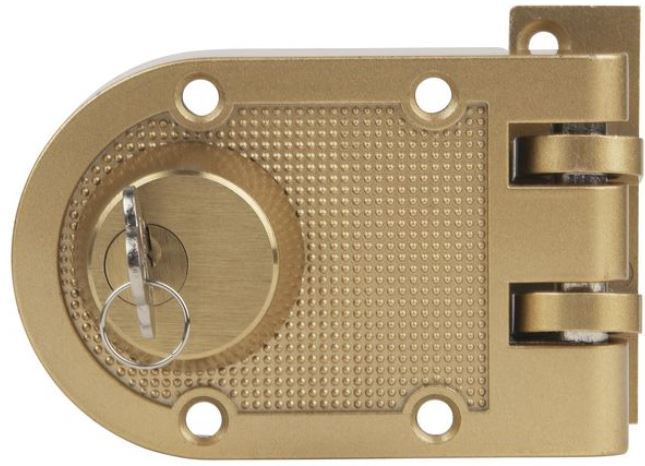 How To Install A Surface Mount Deadbolt Lock