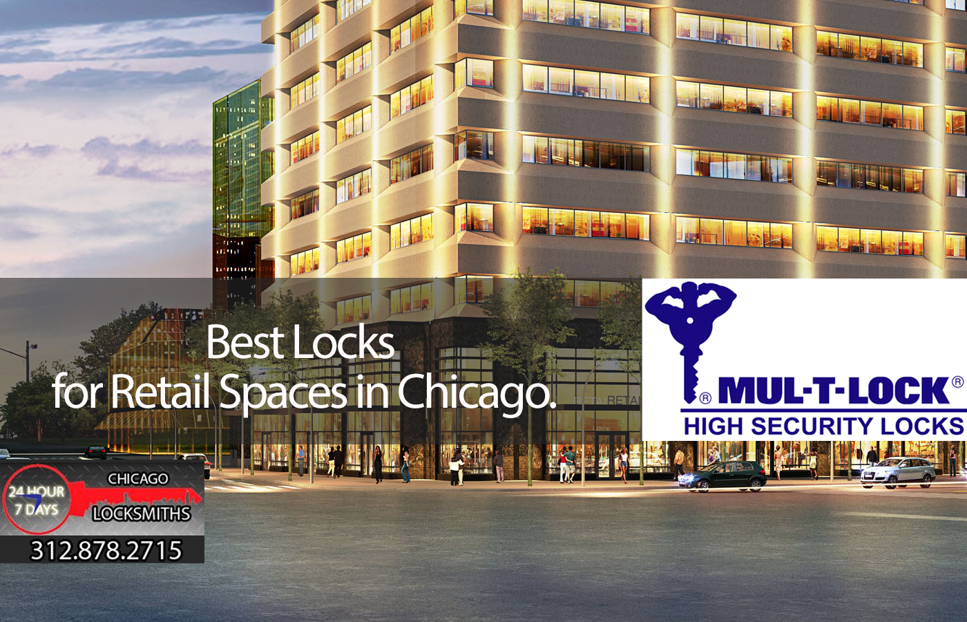 commercial locksmith chicago