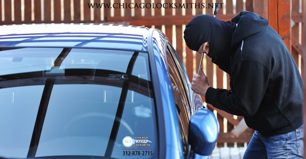 Chicago Locksmiths Auto Theft Blog