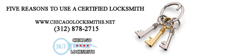locksmith certified