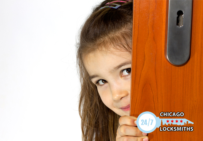 Children and Home Security