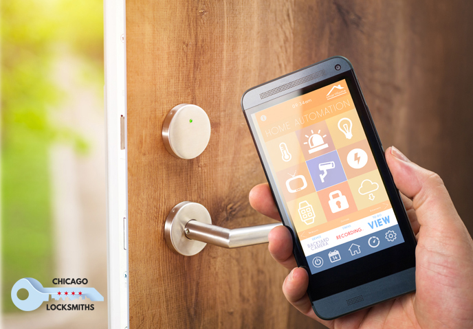 controlling-locks-with-smart-phone
